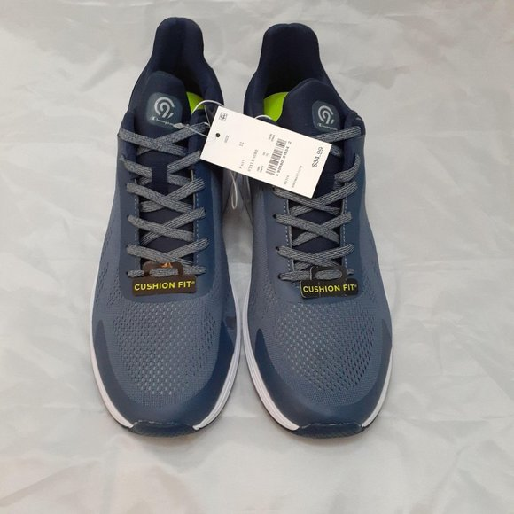 Men's Champion C9 Navy Athletic Tennis Shoe